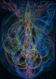 Движение в пространстве потоков созидания